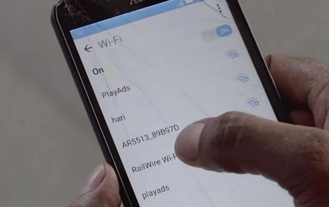 谷歌免费WiFi热点Google Station覆盖印度400个火车站