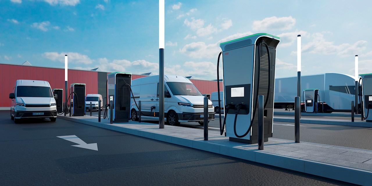 ABB 推出全新一体化 EV 充电器:号称