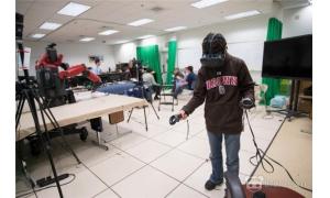 布朗大学开发新软件能够支持用户通过VR远程控制