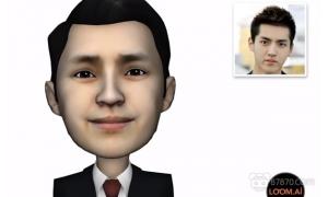 3D虚拟头像平台Loom.ai与三星合作 为Galaxy S9 AR Em