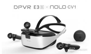 """大朋DPVR×NOLO VR解锁VR交互新姿势 让你""""随时随地"""