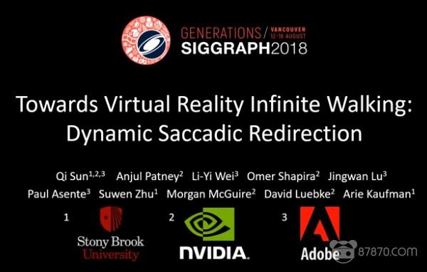 美國大學開發VR新系統 讓用戶能在有限的物理空間內體驗無限行走