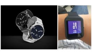 时尚智能表百元可得 联想手表Watch X对比米动手表