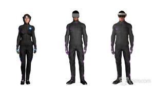 全身追踪VR套装Haptic HoloSuit上线Kickstarter 通过Wi