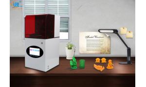 创想三维DLP光固化3D打印机成珠宝首饰行业智能化