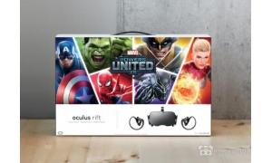 Oculus推出Rift+《漫威联合力量VR》零售套装 12大英