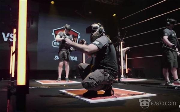 奖金12万美元 Oculus将在OC5期间举办4场VR电竞锦标赛