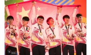 Uzi六人拿下LOL亚运会金牌,只有这个韩援敢点赞