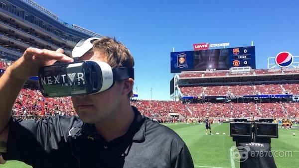 NextVR宣布登陆Oculus Rift PC VR用户将能够享受向其提供的活动