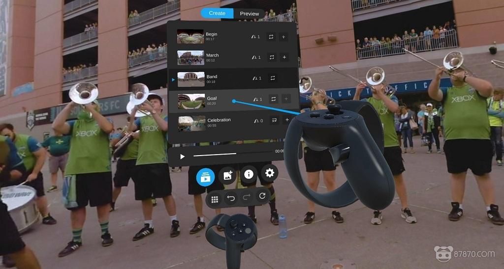 Pixvana正式发布VR云平台SPIN Studio 数据量的庞大带来了挑战