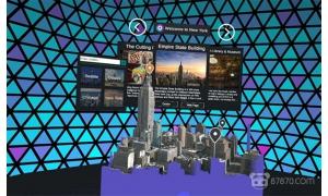 微软推出MR版旅游应用《Outings》 足不出户在VR中