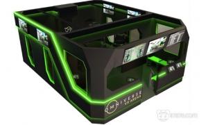 奖金池高达50000美元!Virtuix推出VR竞技场 支持多
