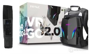 索泰发布VRGO 2.0背包电脑 续航可达90分钟售价暂未