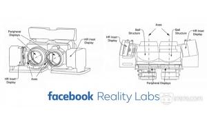Facebook获得视网膜级分辨率VR头显专利 是否会投入