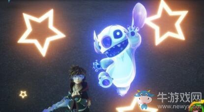 SE公布《王国之心3》新截图,史迪仔加入游戏!