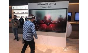CES 2019:华为展示VR2头显 售价1999元