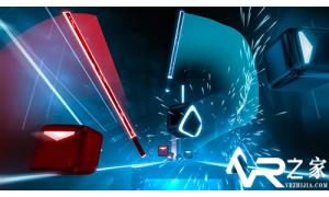 神人玩Beat Saber手速开挂 Steam修改追踪VR手柄转速