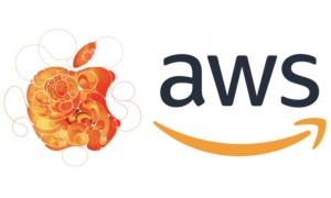 苹果成亚马逊AWS大客户,已承诺15亿美元订单