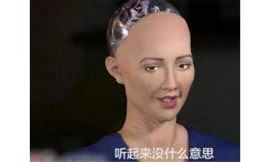 机器人会毁灭人类,真的就是一个