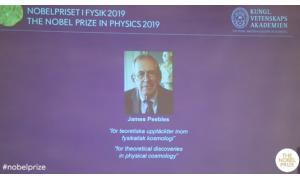 最新诺贝尔物理学奖得主回应其他