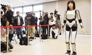 """日本""""妻子""""机器人走红,内部结"""