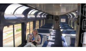为什么美国迟迟不修建高铁?看看美国的火车,
