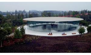 由于新冠状病毒疫情蔓延,苹果公司表示将不再