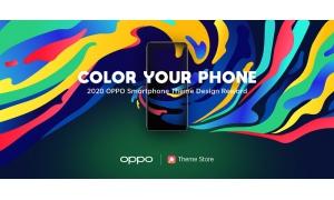 OPPO打造海外主题设计大赛,推进海外市场内容生