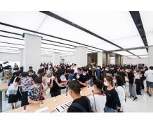 华为迄今为止全球最大的旗舰店正式开业