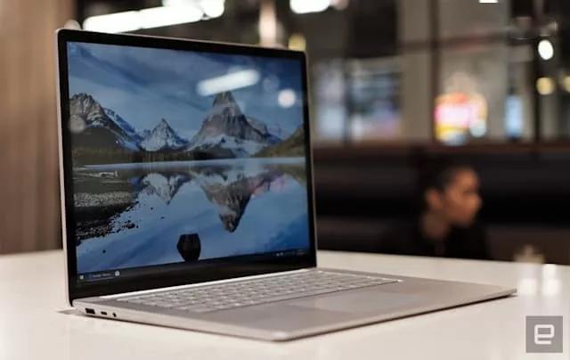 微软 Surface Laptop 3 获推更新:解决自动亮度 / 键盘问题