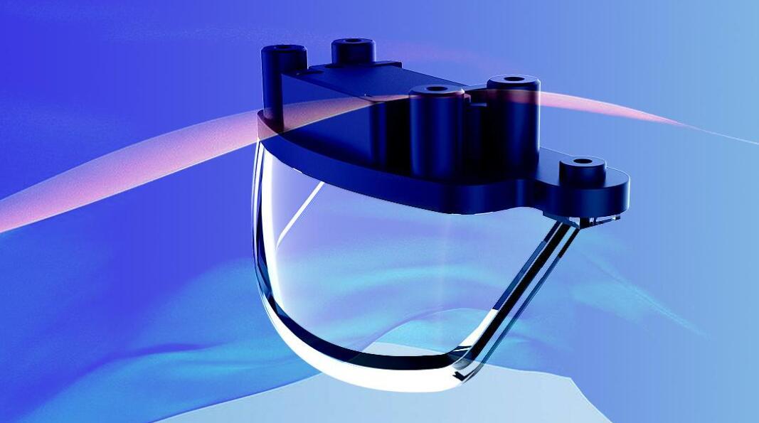爱奇艺智能推出孔阵波导AR光学技术方案