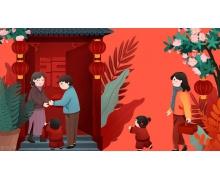 小鸡宝宝考考你 传统节日中正月初三又被称为