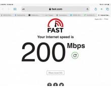 SpaceX 星链卫星互联网服务网速已达 200Mbps