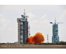 我国成功发射海洋二号 D 卫星