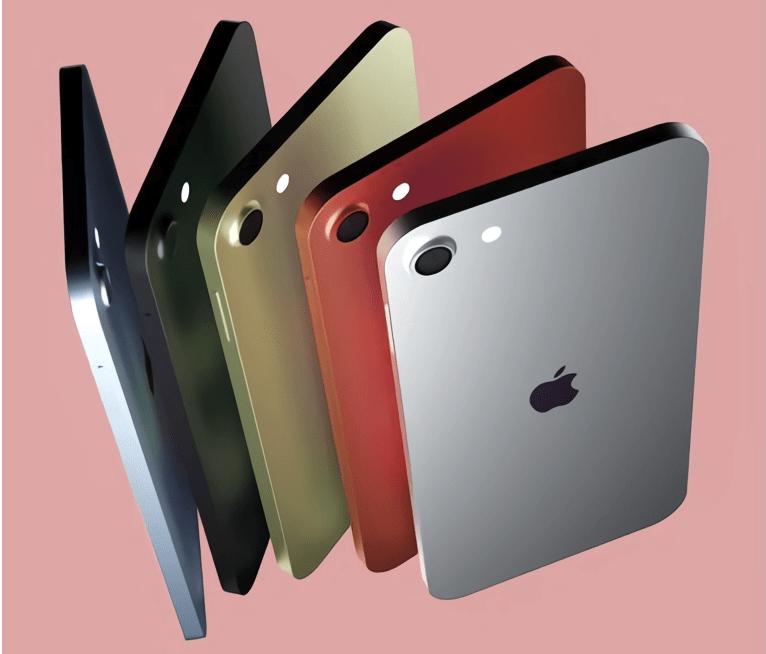 苹果新 iPod touch 渲染图流出:线条硬朗,或秋季发布