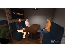 "VR培训解决方案平台Bodyswaps推出""面试模拟器""帮"