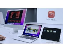 苹果 macOS Monterey 更新 支持不同设备