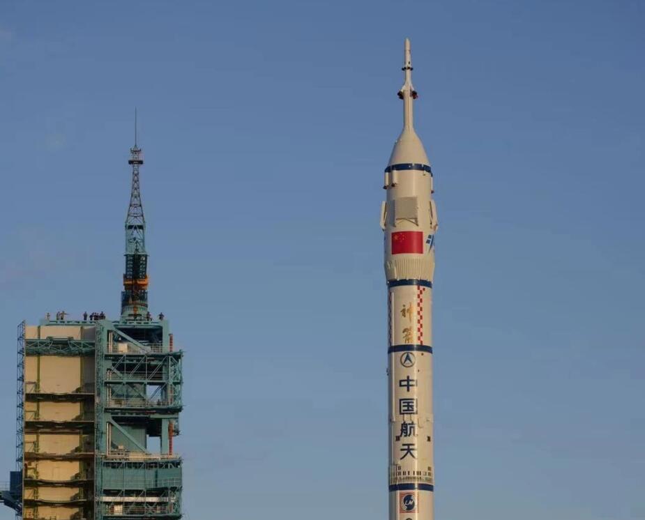 神舟十二号将送3名航天员上太空