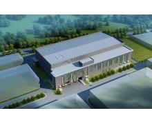 康希诺生物冷藏配送中心项目开建