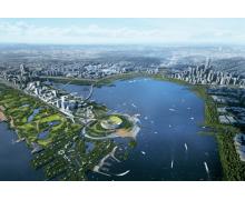 企鹅岛开建:总投资 370 亿元,腾讯全球总部将落