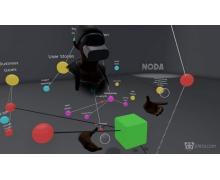VR思维导图应用Noda将于本月底登陆Oculus Quest 一起