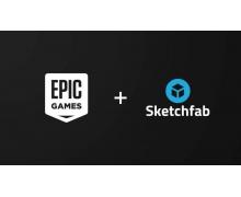 Epic收购3D模型平台Sketchfab!会员免费抽成降低 创