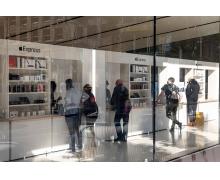 苹果增加员工新冠检测次数 暂停恢复零售店内课