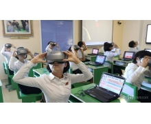 朝鲜模范小学基于VR/AR技术开展沉浸式教学 一起