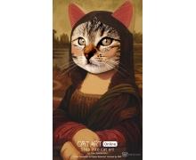 日本另类艺术家山本修的系列画作《CAT ART》将在