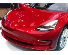 特斯拉 Model 3 首次在欧洲月度电动